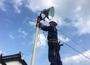 ☆カメラ調整☆ 広島市安佐南区