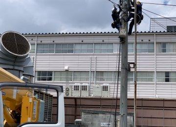 防犯カメラ in 広島市