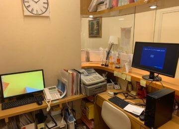 パソコン設置 in 熊本