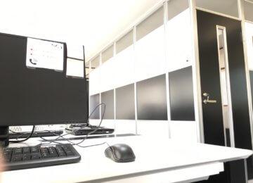 オフィス家具、防犯カメラ in 広島