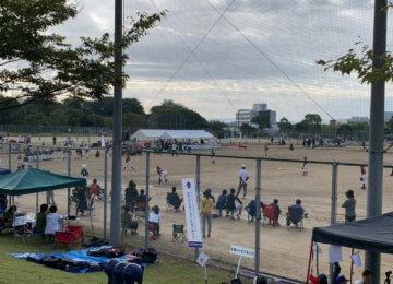 少年ソフトボール大会『三樹ジュニア杯』