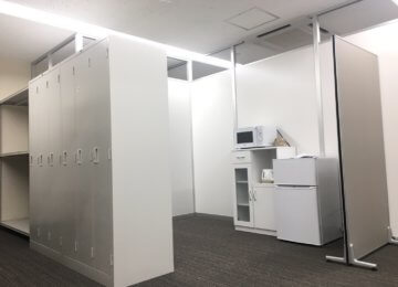オフィス家具&通信設備工事 in福岡県