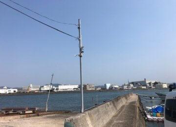 防犯カメラ設置 in 広島市