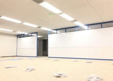 オフィスビル テナント内装工事