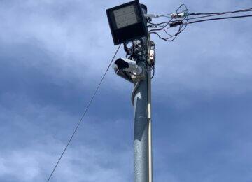 防犯カメラ設置 in広島市